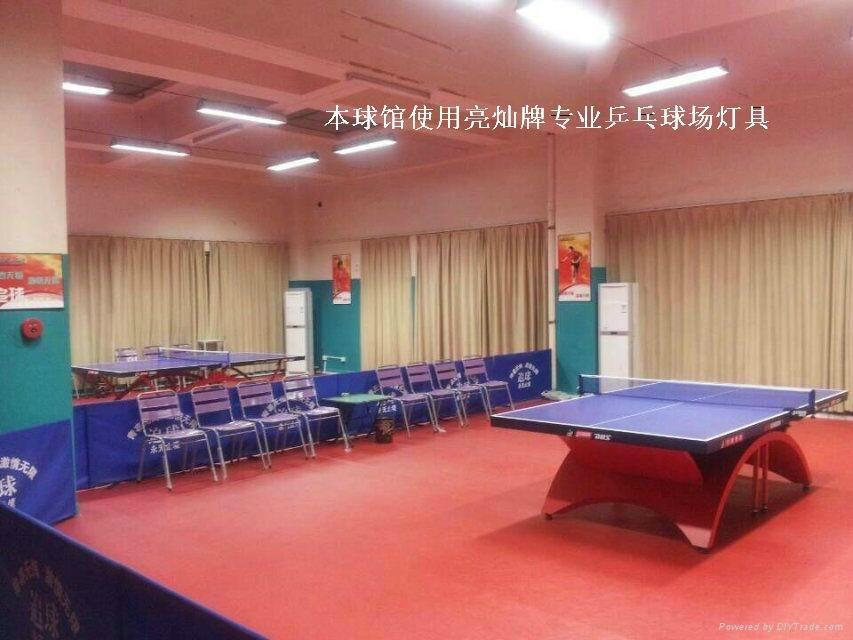 乒乓球場燈 4