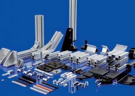 40系列铝型材、45系列铝型材 1