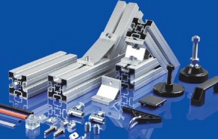 50系列铝型材、60系列铝型材 1