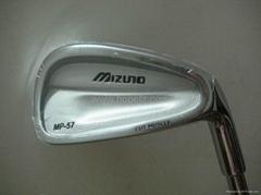 Mizuno MP 57 Irons Golf Clubs Mizunon Golf Iron Set