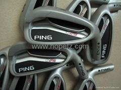 Ping G25 Iron Set Golf Clubs Ping Golf Club Newest iron