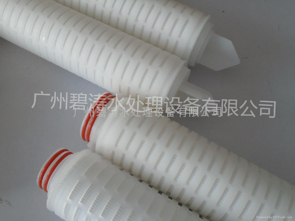 PP微孔膜折叠滤芯 1