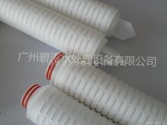PP微孔膜折叠滤芯