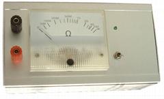 便携式低压绝缘电阻测试仪