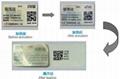 二維碼防偽標籤