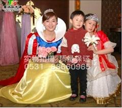 七个小矮人和白雪公主