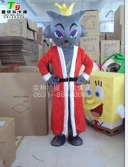 大量供應喜羊羊灰太狼卡通動漫人偶服裝