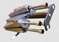 Friction Unit for Barmag texturizing