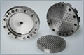 Spinneret and Spin Pack for Staple fiber