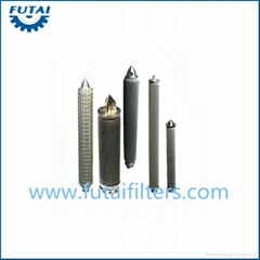 Stainless Candle Filter for FDY POY yarn