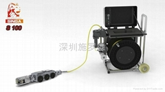 微型管道CCTV檢測機器人