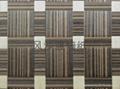 Wood veneer wallpaper