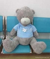 毛絨泰迪熊玩具