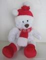 圣诞熊 多色 4