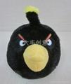 創意毛絨玩具 憤怒的小鳥 5