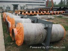 聊城鋼套鋼地埋式預制蒸汽保溫管 2