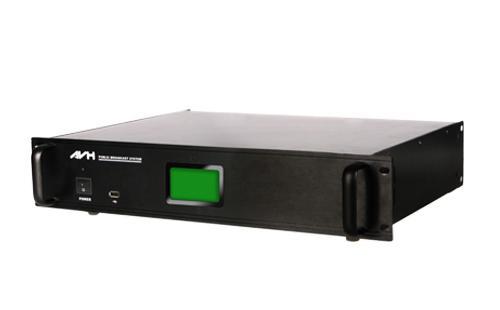 机架式IP网络广播终端 2