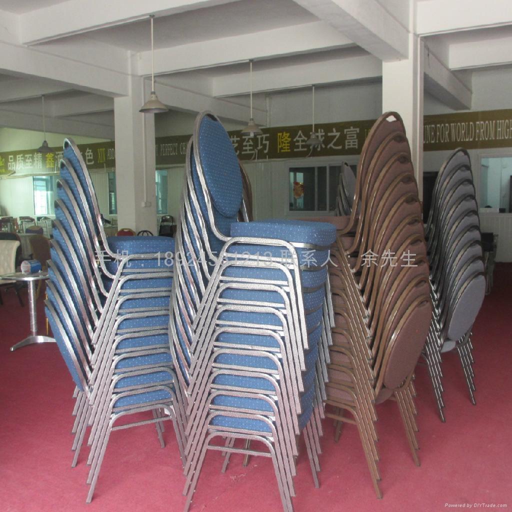 廣東熱賣優質出口加拿大酒店椅 3