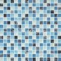 """5/8""""X58"""" Glass Stone Blend Mosiac Tiles"""