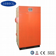 6kg/h industrial desiccant wheel dehumidifier