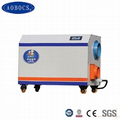 3kg/h desiccant wheel industrial dehumidifier