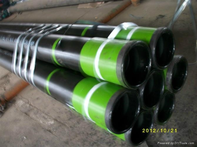 J55 OCTG Casing Pipe For Oil Wells 1