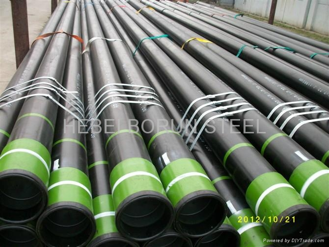 J55 OCTG Casing Pipe For Oil Wells 2
