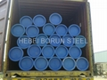 API 5L GR.B carbon seamless pipes PSL1