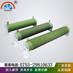 深圳貝殼供應3KW波紋電阻可並聯波紋電阻櫃