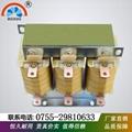 深圳貝殼生產輸入輸出電抗器三相交流380V壓降4% 2