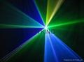 1w rgb full color laser light