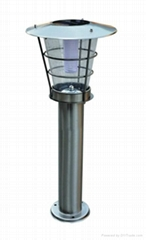 Stainless Steel LED Solar Garden Light (DL-SL331)