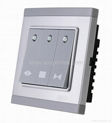 wireless curtain controller