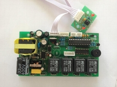 Output 24VDC  fireplace mainboard parameters and functions