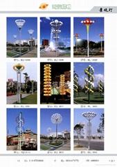 城市廣場景觀燈3