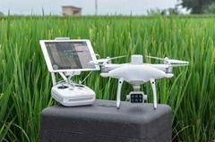 大疆精靈4多光普 農業無人機航拍器