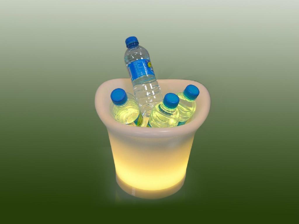 LED炫彩冰桶 发光酒具 1