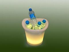LED炫彩冰桶 发光酒具