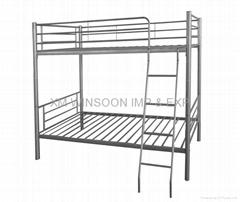 Cheap Metal Bunk Bed-China-Trade-Bedroom Furniture