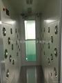 崑山科林冷板不鏽鋼風淋室