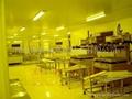 1000 level ~ 300,000 non-unidirectional flow Cleanroom