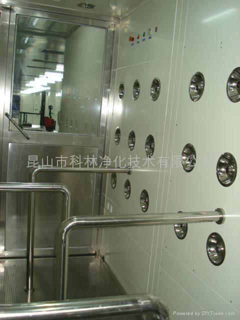 江苏不锈钢货淋室 3