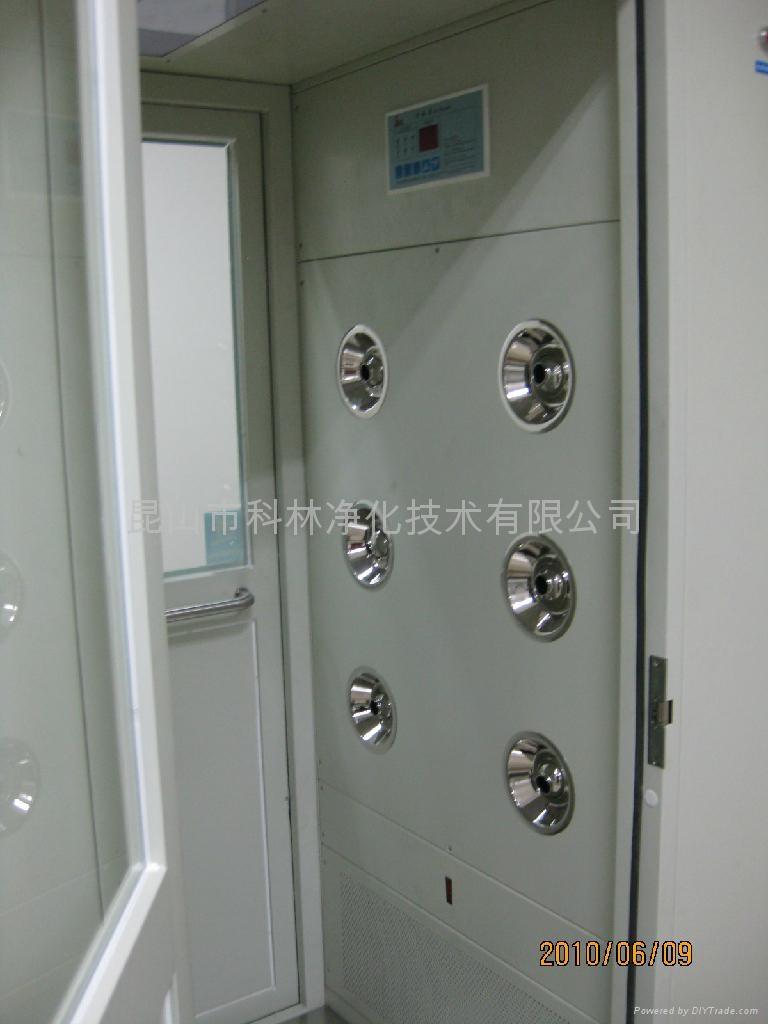 江苏不锈钢货淋室 4