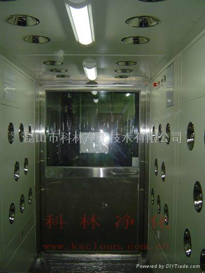 江苏不锈钢货淋室 5