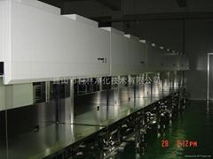 崑山科林垂直雙面100級超淨工作台
