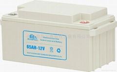 12V65AHUPS蓄電池