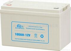 12V100AHUPS蓄電池