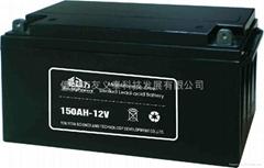 12V150AHUPS蓄电池