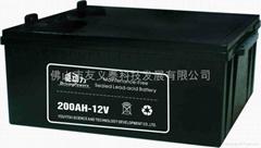 12V200AHUPS蓄電池