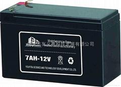 UPS蓄電池12V12AH
